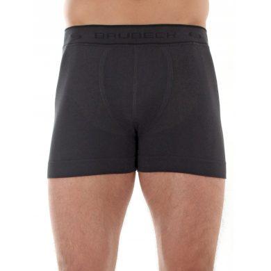 Pánské boxerky 00501A graphite - BRUBECK