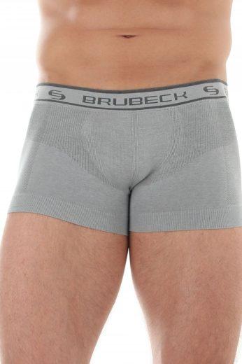 Pánské boxerky BX 10050 grey - BRUBECK
