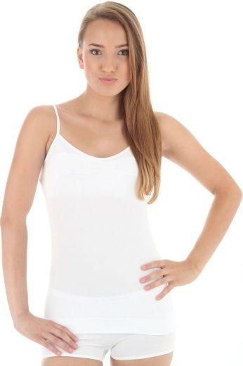 Dámská košilka 00210 Camisole white - BRUBECK