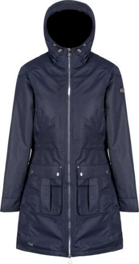 Dámský kabát Regatta RWP260 ROMINA Tmavě modrá