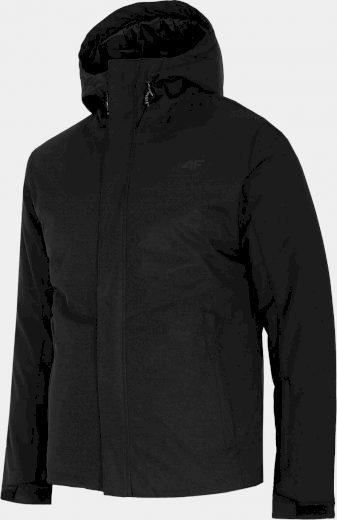 Pánská lyžařská bunda 4F KUMN351 Černá