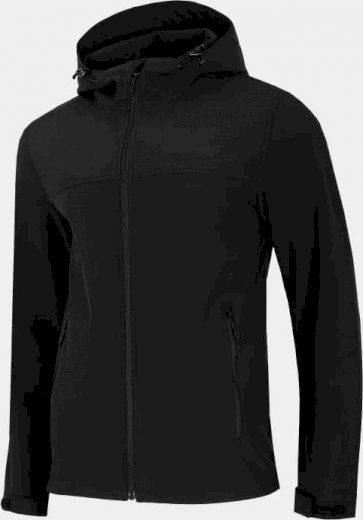 Pánská softshellová bunda 4F SFM300 Černá