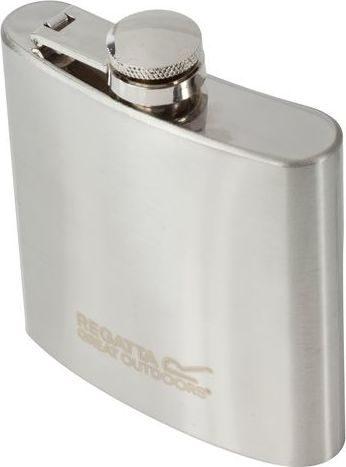 Placatka Regatta RCE123 170ml Hip Flask Silver Stříbrná