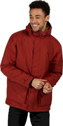 Pánska zimní bunda Regatta Sterlings II Červená
