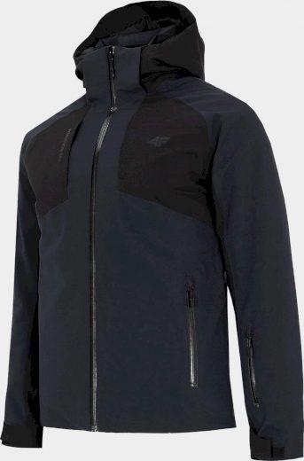 Pánská lyžařská bunda 4F KUMN252 Tmavě modrá