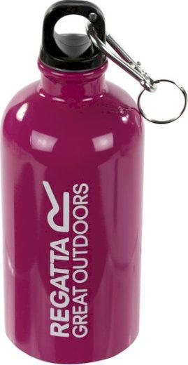 Láhev na pití Regatta RCE257 0.5L Steel Bottle Růžová