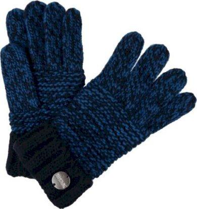 Dámské rukavice Regatta RWG051 Frosty Glove IV  Tmavě modré