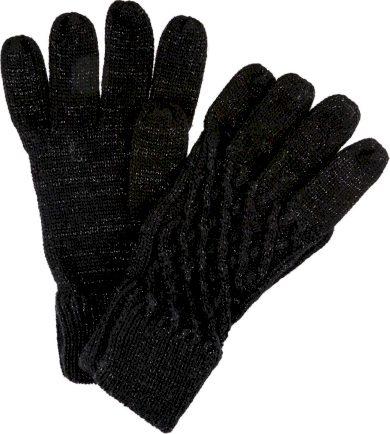 Dámské rukavice Regatta RWG053 MultimixGlove III Černé