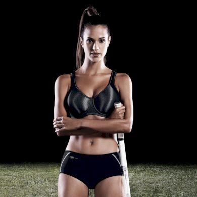 Sportovní podprsenka s kosticí Momentum 5519 - Anita