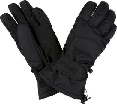 Pánské rukavice Regatta RMG025 TransitionWpGlvII 800 Černé