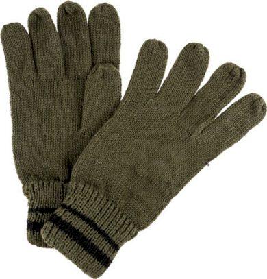 Pánské rukavice Regatta RMG028 Balton Glove II 0JV Khaki