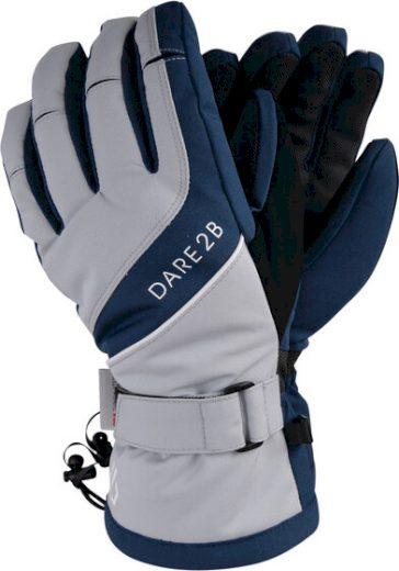 Dámské lyžařské rukavice Dare2B Merit Glove 96V Šedé