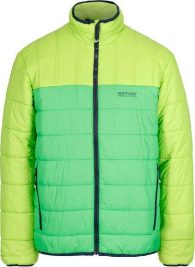 Pánská zimní bunda Regatta RMN121 ICEBOUND IV 3SR Zelená