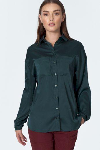 Košile s dlouhým rukávem  model 148108 Nife