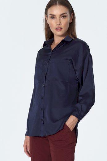 Košile s dlouhým rukávem  model 148109 Nife