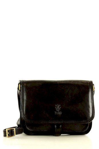Přírodní kožená taška model 149018 Mazzini