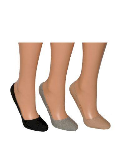 Ponožky do balerín Cushion Ballerina Art.5692228 - RiSocks