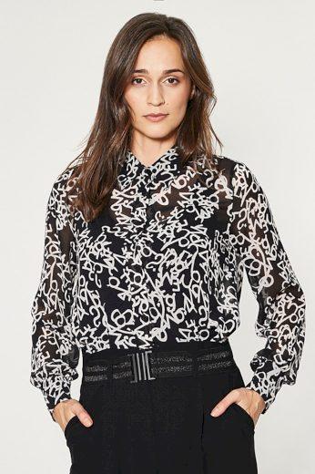 Košile s dlouhým rukávem  model 150195 Click Fashion