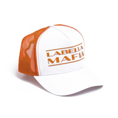 Labella Kšiltovka Orange Mesh