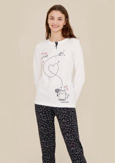 Dámské pyžamo Noidinotte FA7201