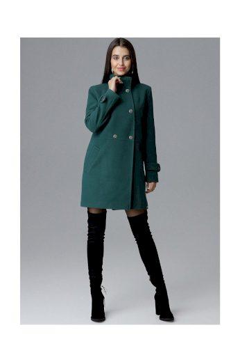 Dámský kabát M623-Fígl