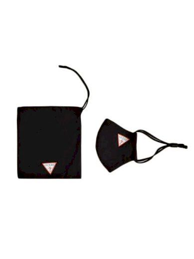 Bavlněná unisex rouška W0YZ17WDXC0-JBLK černá - Guess