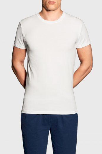 Pánské tričko Gant bílé (901911998-110)