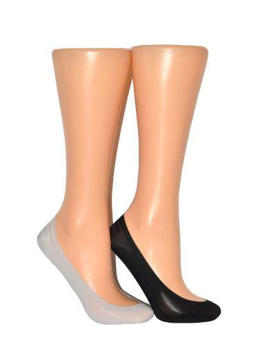 Dámské ponožky baleríny RiSocks 2716 Laser