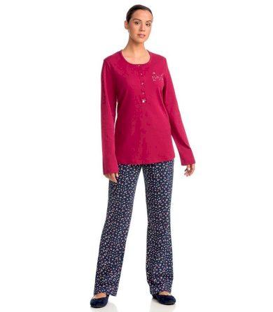 Dámské pyžamo 13911 - Vamp