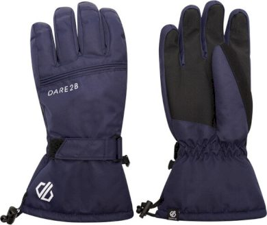 Pánské zimní rukavice Dare2B DMG326 Worthy 3T6 Tmavě modré
