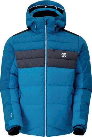 Pánská lyžařská bnda Dare2B Denote Jacket 7C7 Modrá