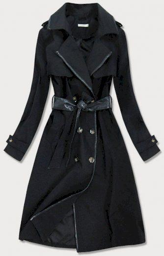 Tenký černý kabát s páskem (2003)