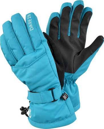 Dámské lyžařské rukavice DWG326 DARE2B Acute Modré