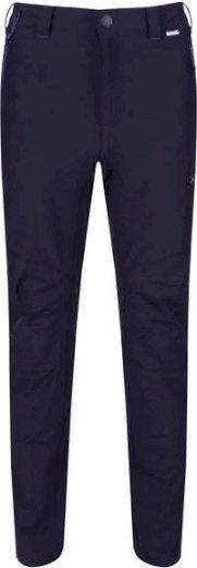 Pánské kalhoty REGATTA RMJ216R Highton Trs Tmavě modré