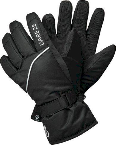 Dětské rukavice Dare2B DBG318 Mischievous II Gl 8K4 Černé