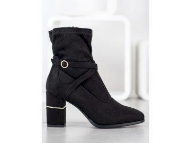Dámské kotníkové boty HF229B - GOODIN