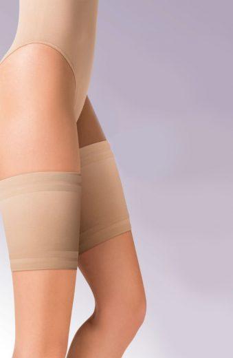 Ochranný pásek na stehna 510 Satin thigh band - Gabriella