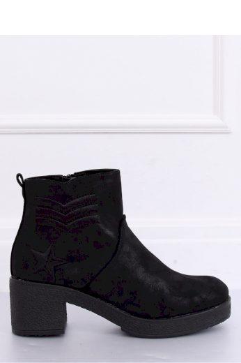 Boty na podpatku  model 150691 Inello