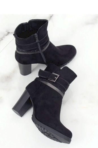 Boty na podpatku  model 150995 Inello