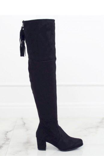 Boty mušketýrky  model 150996 Inello