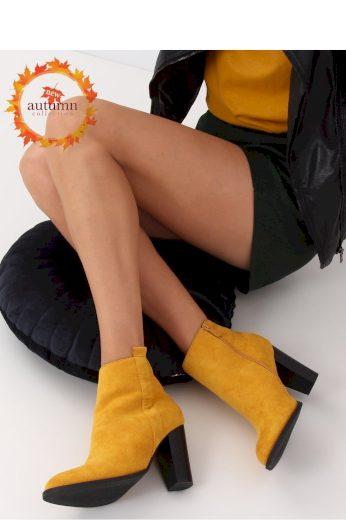 Dámské boty na podpatku UK09P - Inello