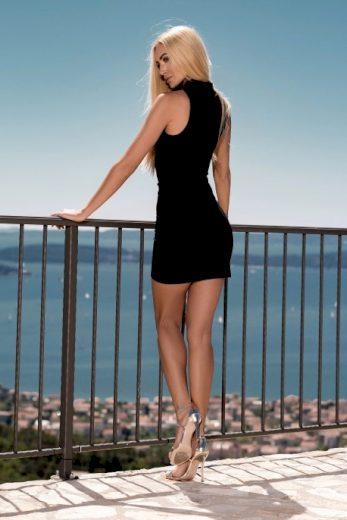 Šaty Streamlined dress - ChickChick