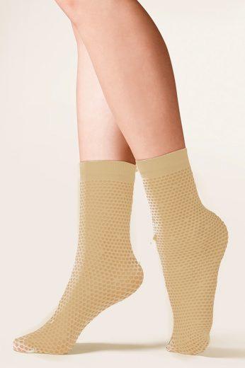 Dámské ponožky 689 Viva beige - GABRIELLA