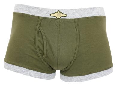 Pánské boxerky M30764 khaki - Dolce Gabbana
