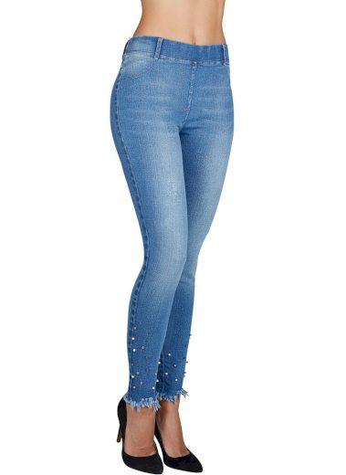 Dámské džíny s push-up efektem 70214 - Ysabel Mora