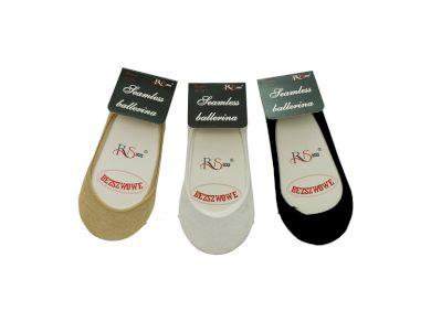 Pánské kotníkové ponožky bezešvé 2235