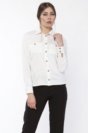 Košile s dlouhým rukávem  model 151206 Lanti