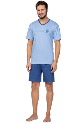 Pánské pyžamo Regina 582 kr/r M-XL