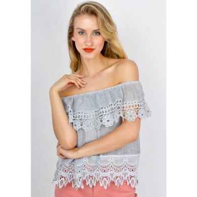 Top Lace - SoSimply