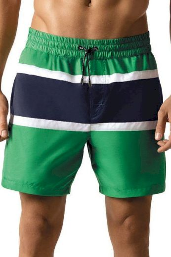 Pánské šortkové plavky Tom zelené